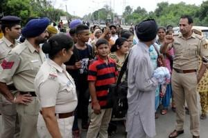 Ram Rahim rape trail: Punjab, Haryana on alert, dera followers march...