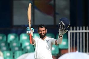 Cheteshwar Pujara to rejoin Nottinghamshire for final four County...