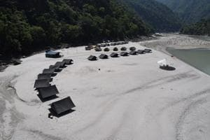 The cabinet took the decision in the backdrop of the National Green Tribunal ban of camping sites on the banks of river Ganga.