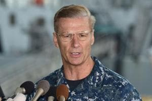 US Navy collisions: Seventh Fleet commander removed from post