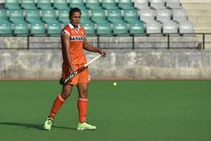 Rani Rampal to lead 18-member India women's hockey team for European...