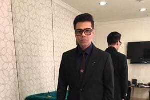 Karan Johar is the first guest on Shah Rukh Khan's Ted Talks India:...
