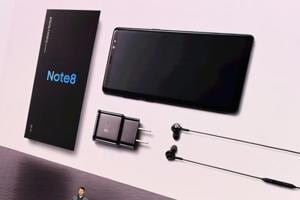 Samsung launches new Galaxy Note 8, eyes turnaround after battery...