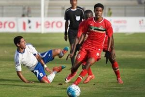 Indian football team favourites in Tri-nation final: St. Kitts & Nevis...