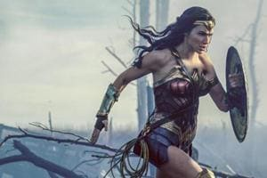 Wonder Woman becomes highest grossing superhero origin story ever in...