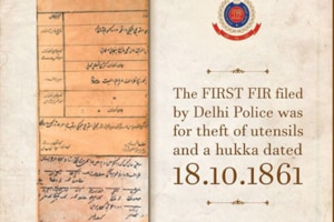 #ThrowbackThursday: Delhi's first FIR filed 156 yrs ago for stolen...