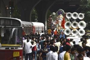 No Bollywood music, DJs at Ganpati pandals in Mumbai