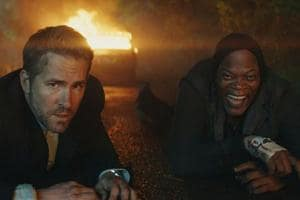 Expect very low mileage: Review of The Hitman's Bodyguard