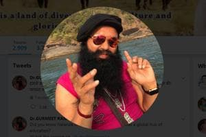 Dera chief in dock: Will appear in court despite 'backache', tweets...