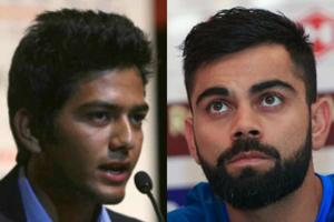 Unmukt Chand and Virat Kohli: A tale of two talented Delhi cricketers