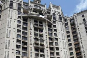 84-year-old falls off 21st floor of Mumbai high-rise, dies