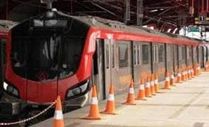 Lucknow Metro fares to vary between ₹10 to ₹60