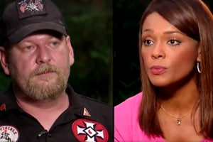 Ku Klux Klan leader calls immigrant journalist a mongrel, threatens to...