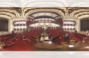 It took Abha and her team two years to ensure that the Royal Opera House was safe for restoration