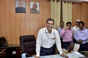 Passenger safety topmost priority: New Railway Board chief Lohani