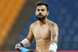 Virat Kohli's intense fitness regime and his six pack abs