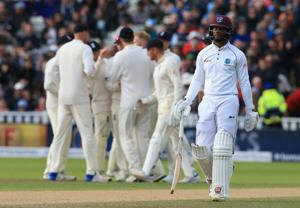 England vs West Indies: Visitors' woes revive memories of two-day...