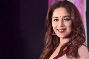Madhuri Dixit to try her hand at Marathi films, turns producer for...