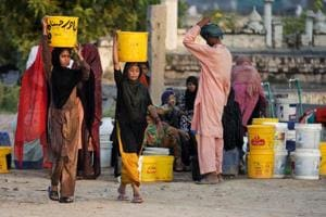 50 million people in Pakistan's Indus Valley at risk of arsenic...