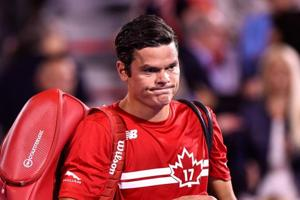 Milos Raonic out of US Open with wrist injury