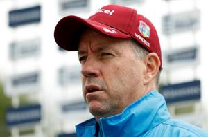 Stuart Law tells West Indies to ignore critics ahead of 2nd Test vs...