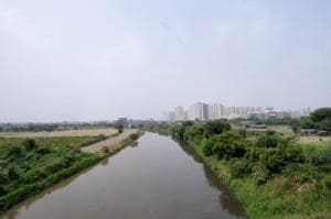 Dhirendra Singh to take out a march for the cleaning of Hindon River.