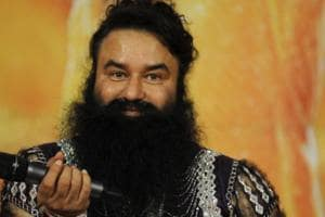 Painting a different picture of court proceedings, which found Ram Rahim guilty of rape, the editorial paid glowing tributes to him