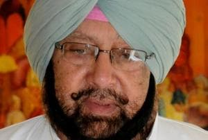 Amarinder Singh  said it was up to the Union government to take decision on ordering a probe into the collapse of law and order that led to anarchy and violence in Panchkula and other parts of Haryana, Punjab and Delhi on Friday.