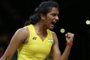 PVSindhu defeated Chen Yufei in the women's singles semi-final at the World BadmintonChampionships in Glasgow. Get highlights of PVSindhu vs Chen Yufei, World Badminton Championships, here.
