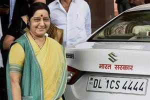 Sushma Swaraj can - potentially - manage the bureaucracy, a skill ML Khattar sorely lacked, and manage the politics, which is turning against the BJP very rapidly in the state.
