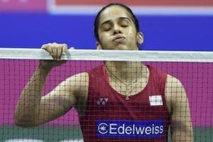 Saina Nehwal had to settle for bronze at the World Badminton Championship.