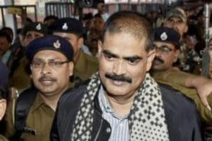 Rashtriya Janata Dal leader and former MP Mohammad Shahabuddin is, at present, lodged in Tihar jail in New Delhi .
