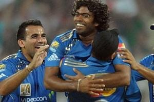 Lasith Malinga, who will lead Sri Lanka cricket team in the fourth ODI against Indian cricket team inColombo, and Zaheer Khan were teammates at Mumbai Indians in the Indian Premier League.