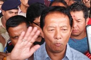 GJMchief coordinator Binay Tamang landed at Bagdogra airport on Thursday afternoon. He proceeded to Kurseong and announced the suspension of the bandh in the evening.