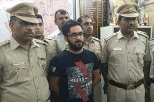 23-year-old businessman Yashish Arora was rescued safely within an hour after a shootout between the police and the two kidnappers, who were later arrested.