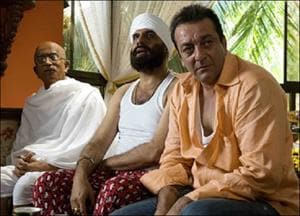 Actor Boman Irani's family loves the role of Lucky Singh from Lage Raho Munna Bhai