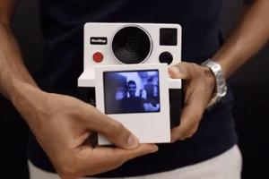 Fancy holding moving pictures in your palm?