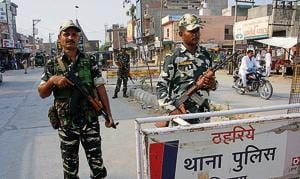 Situation near the Dera Sacha Sauda headquarters remained tense.