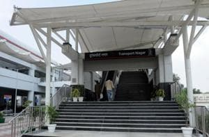 Lucknow has eight world-class metro stations aimed at ensuring better connectivity from one corner of the city to the other.