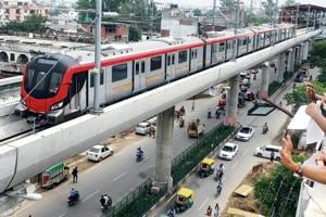 Lucknow Metro registered 8 stations under 'green mass rapid transport rating system' developed by Confederation of Indian Industry (CII) – Indian Green Building Council.