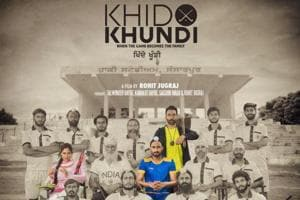 Punjabi movie 'Khido Khundi' — local dialect for 'ball and hockey' — to be released early next year .