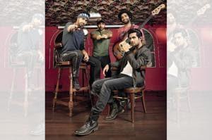 Sanam: The inseparable fantastic four- -coverstars