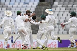Bangladesh secured their first-ever Test win against Australia and are on the cusp of winning a series against Steve Smith's side for the first time.