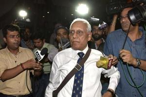 SP Tyagi is the first former service chief in India's military history to be arrested or chargesheeted for corruption.