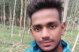 Abhishek Gautam, 20, lost his life in the Ghazipur landfill collapse.