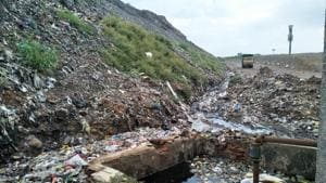 All these years, staring at the poisonous mountain of trash was a part of life for residents of Gharoli, Khoda, Gharoli Extension, Kalyanpuri, Kaushambi, Ghazipur and Kondli.