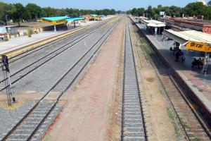 All 15 passenger and Express trains from the town have been off tracks since August 24. The local administration's inputs will be crucial to restarting the train service.