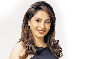 Madhuri Dixit-Nene's EP will be launched with the debut single called 'Tu hai mera'.