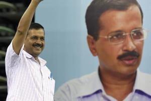 The AAP of Arvind Kejriwal will contest all the 230 assembly seats in Madhya Pradesh.
