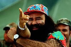 The dera head claimed to have been conferred upon an honorary doctorate degree by UK-based World Records University last year for his works for the cause of women and child empowerment.